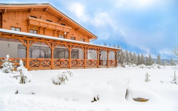 Pro dovolenou v Beskydech zvolte Hotel Martiňák ***