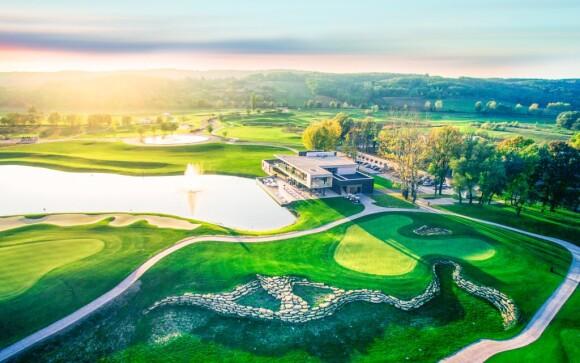 Užijte si luxusní golfový pobyt v Zala Springs Golf Resort