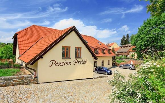 Užite si pobyt v Českom Krumlove v Penzióne Prelát