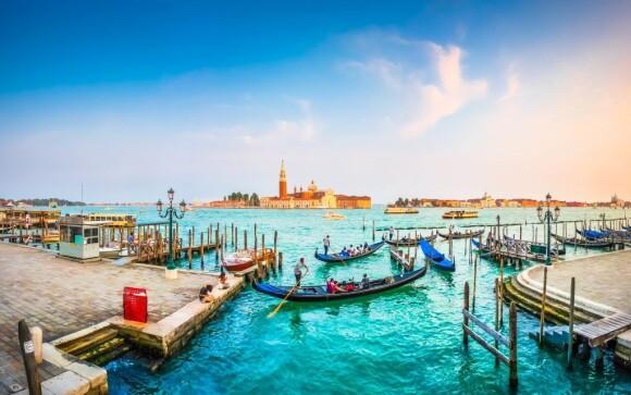 Navštívte romantické Benátky
