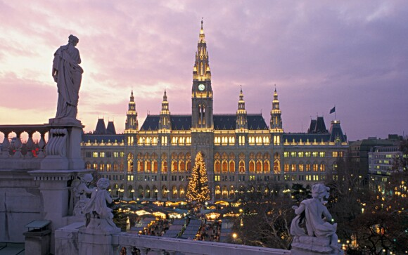 Spoznajte krásy Viedne