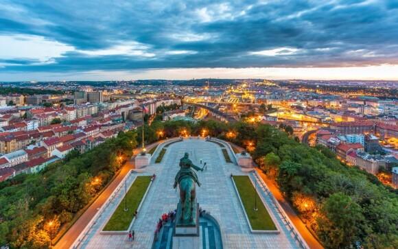 Užite si pobyt v Prahe