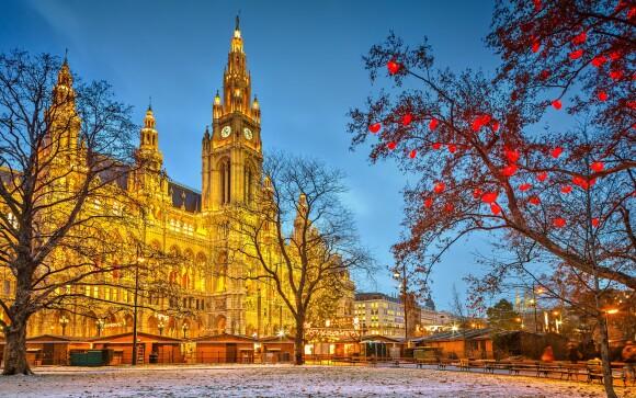 Historická Viedeň, hlavné mesto Rakúska