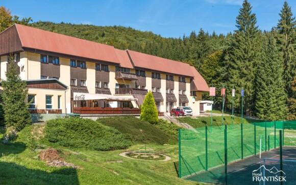 Hotel František v srdci CHKO Beskydy