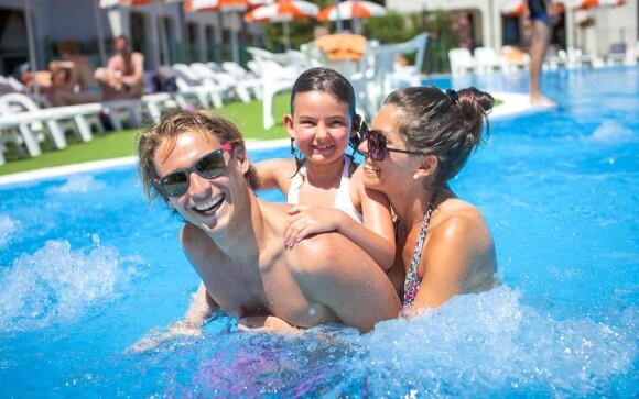 Ideálna dovolenka pre rodiny s deťmi