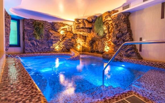 Užijte si luxusní wellness ve 4* hotelu