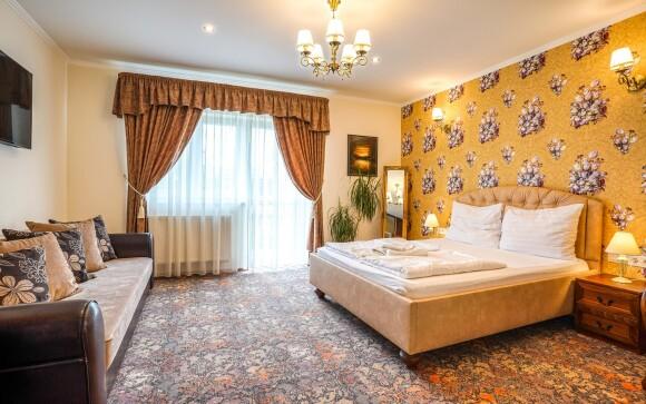 Luxusní pokoj, Penzion Heléné, Velký Meder