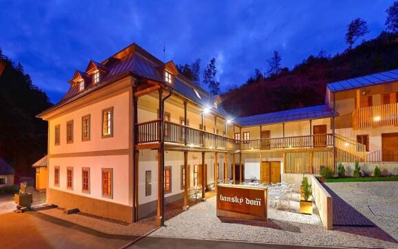 Penzión Banský Dom *** v Banskej Štiavnici Slovensko