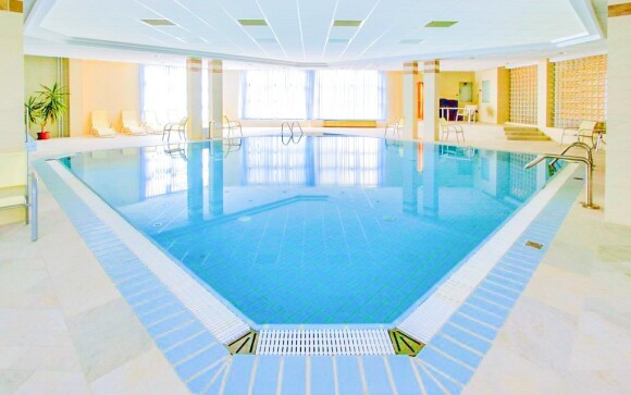 Wellness s bazénem, Rubin Wellness & Conference Hotel ****