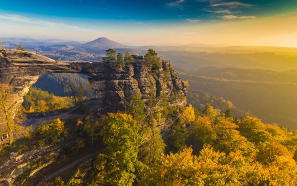 Pravčická brána a ďalšie skalné útvary, České Švajčiarsko