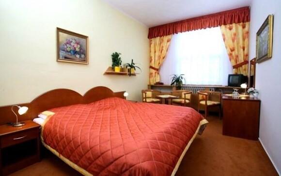 Komfortní pokoje typu Standard, Hotel Baťov, Slovácko