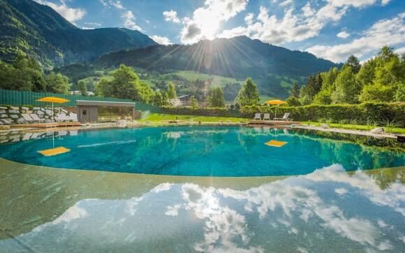 Alpentherme Gastein jsou nádherné termální lázně
