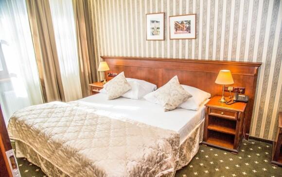 Luxusní pokoje, Golf Hotel Morris, Mariánské Lázně