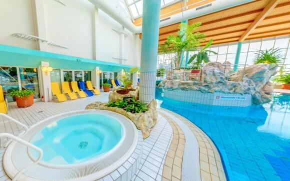 Aqua World Erlebnisbad v IFA Schöneck Hotel & Ferienpark ***