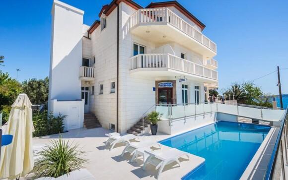 Hotel Villa Žarko **** Split Chorvatsko