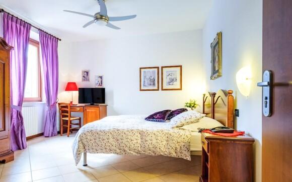 Pokoj Classic, Hotel Tre Punte ***, Lago di Garda, Itálie