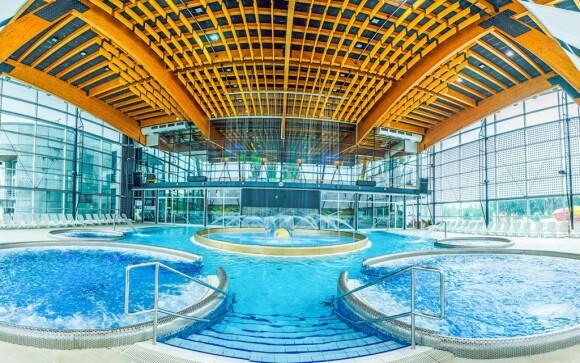 Aquacity Poprad, Vysoké Tatry, Slovensko