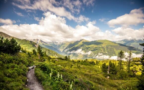 Krajina, Bad Gastein, Vysoké Taury, Rakousko