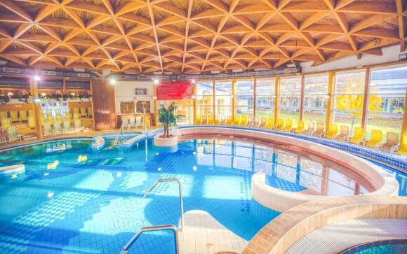 Hunguest Hotel Répce *** priamo prepojený s kúpeľmi Bükfürdo