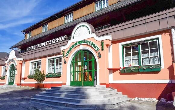 Hotel Tauplitzerhof ***, Tauplitz, Rakúsko