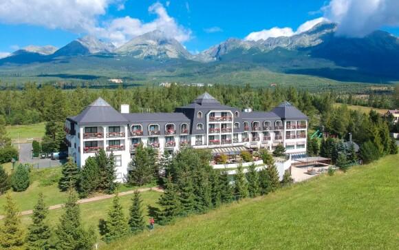 Nově zrekonstruovaný Hotel Hubert ****, Vysoké Tatry