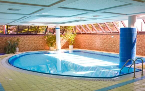 Bazén, oáza Thalasso, Vila Horec ***, Vysoké Tatry
