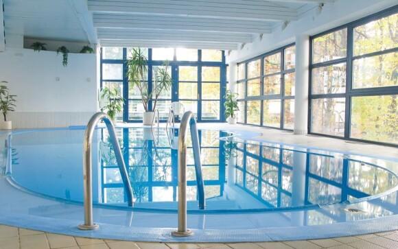 Wellness s bazénem, Interhotel America ****, Písek