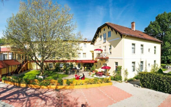 Hotel Payerbacherhof *** Superior, Semmering, Rakúsko