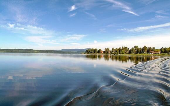 Užijte si dovolenou hned u Lipenského jezera, Šumava