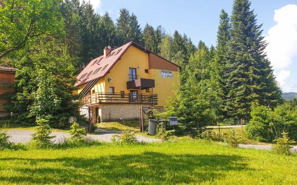 Penzion na Lůkách, Beskydy, Horní Bečva