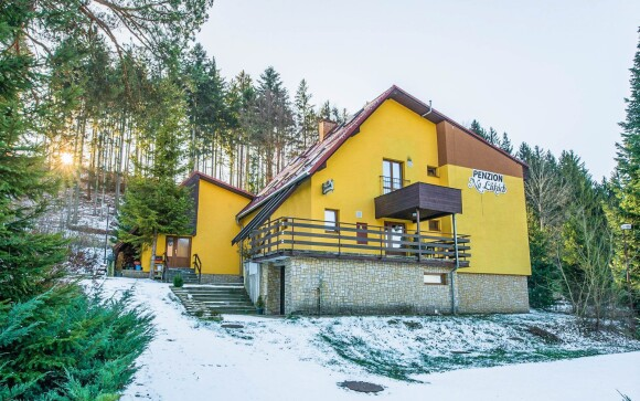 Penzión na Lůkách, Beskydy, Horní Bečva