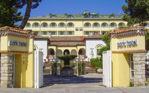 Park Hotel Ravenna ****, ubytovanie pri pláži, Taliansko
