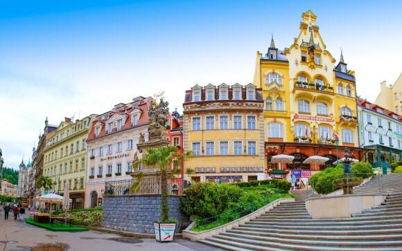 Karlovy Vary v Hoteli Krásná Královna ****