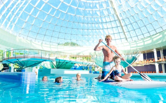 Termálne bazény, Hotel Thermana Park Laško ****, Slovinsko