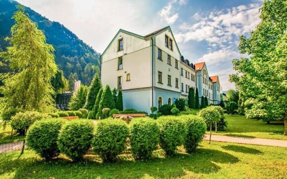 Hotel Zdravilišče Laško ****, kúpeľný pobyt Slovinsko