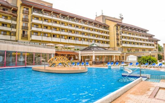 Hunguest Hotel Pelion ****, Tapolca, luxusní hotel