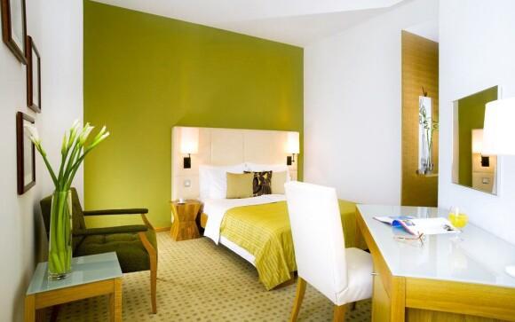 Izba Superior, Hotel Astoria ****, Opatija, Chorvátsko