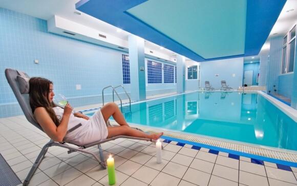 Bazén, wellness, Horský Hotel Jelenovská ***, Biele Karpaty