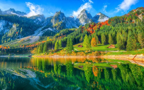 Užite si pobyt v Rakúskych Alpách