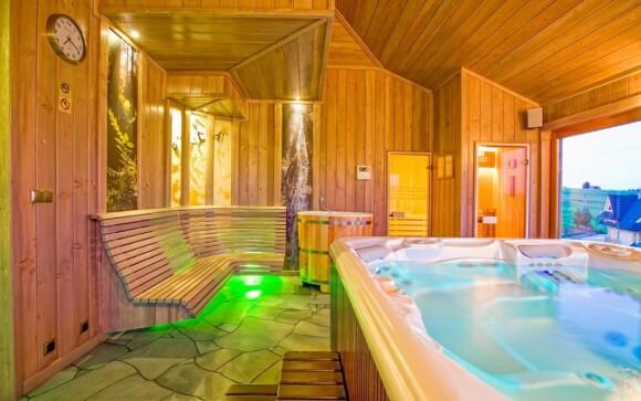 Wellness s vírivkou a saunami Redyk Ski & Relax ***