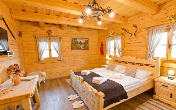 Stylové pokoje Zbojnická Koliba, Orava