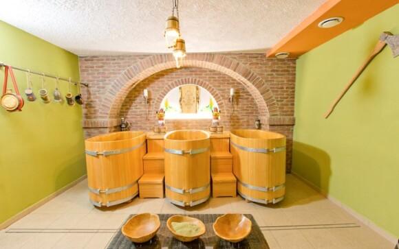 Pivní koupel, Zbojnická Koliba, Orava