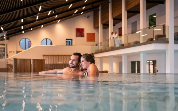 Termal kúpele Wohlfühl Therme Bad Griesbach (4 km)