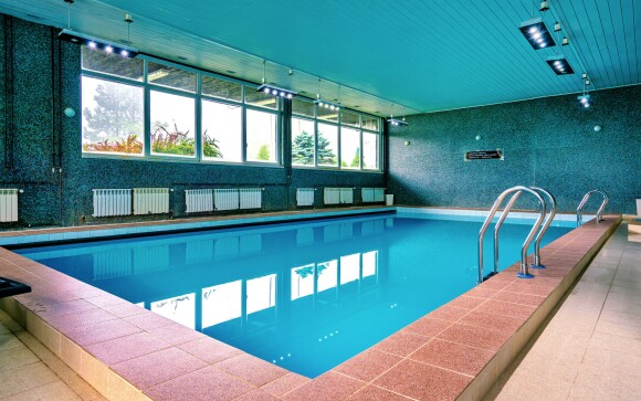 Wellness, bazén, Hotel Petr Bezruč, Beskydy