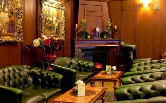 Luxusný Grand Boutique Hotel Sergijo ****, Piešťany