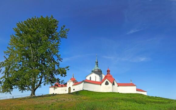 Zelená hora, pamiatka UNESCO, Žďár nad Sázavou