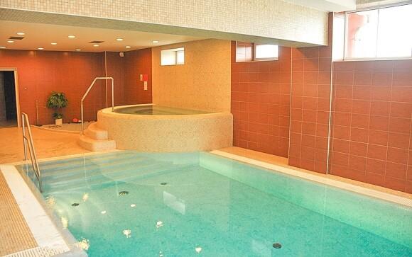 Wellness, bazén, vírivka, Hotel Hukvaldy, Beskydy