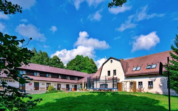 Penzion Vápenka - místo pro dovolenou v Krkonoších