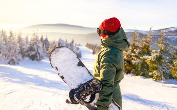 Pobyt na Vysočine si parádne užijete aj v zime