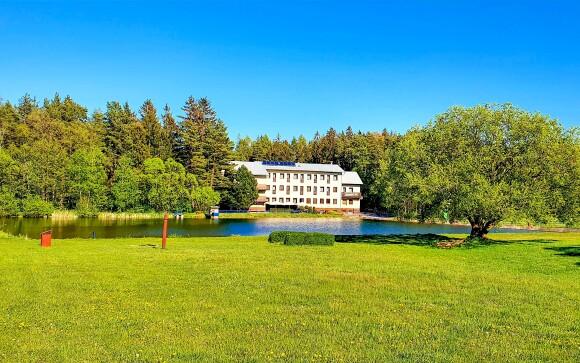 Hotel Renospond na Vysočine vhodný pre rodiny s deťmi